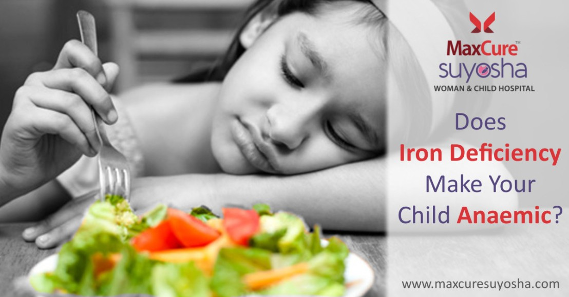 Does Iron Deficiency Make Your Child Anaemic?